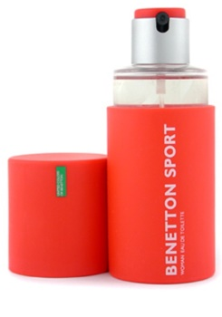 Benetton Sport Eau de Toilette for Women 100 ml