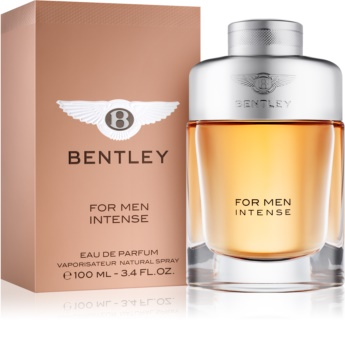 Bentley Bentley for Men Intense eau de parfum pentru bărbați 100 ml
