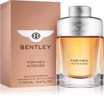 Bentley Bentley for Men Intense Parfumovaná voda pre mužov 100 ml