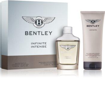 Bentley Infinite Intense zestaw upominkowy I.