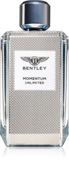 Bentley Momentum Unlimited Eau de Toilette voor Mannen 100 ml