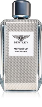 Bentley Momentum Unlimited Eau de Toilette voor Mannen 100 ml