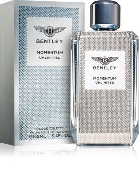 Bentley Momentum Unlimited Eau de Toilette for Men 100 ml