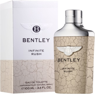 Bentley Infinite Rush Eau de Toilette for Men 100 ml
