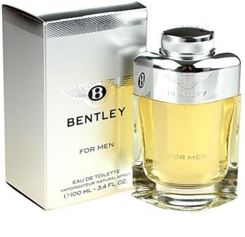 Bentley Bentley for Men eau de toilette pentru barbati 100 ml