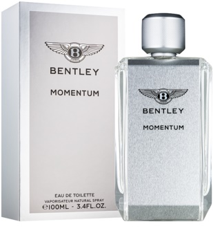 Bentley Momentum eau de toilette para hombre 100 ml