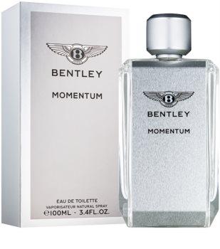 Bentley Momentum Eau de Toilette voor Mannen 100 ml