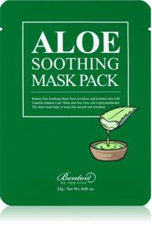 Benton Aloe zklidňující pleťová maska