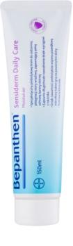 Bepanthen Sensiderm crema idratante per rinforzare le barriere protettive per pelli sensibili e atopiche