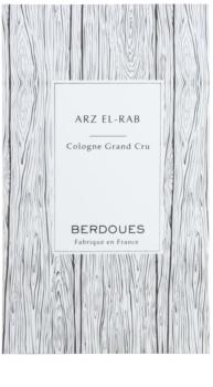 Berdoues Arz El-Rab kolínská voda unisex 100 ml