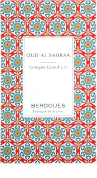 Berdoues Oud Al Sahraa Eau de Cologne unisex 100 ml