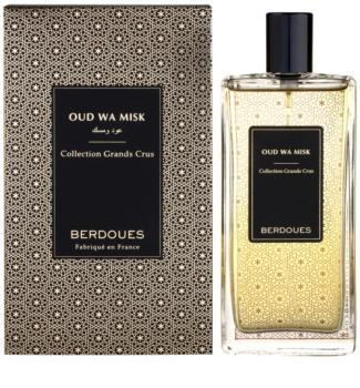 Berdoues Oud Wa Misk Eau de Parfum unisex 100 ml