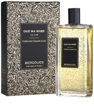Berdoues Oud Wa Ward parfumska voda uniseks 100 ml