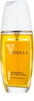 Bettina Barty Classic Vanilla dezodorant v razpršilu za ženske 75 ml