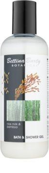 Bettina Barty Botanical Rice Milk & Bamboo gel za prhanje in kopanje