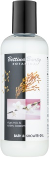 Bettina Barty Botanical Rise Milk & Cherry Blossom Shower And Bath Gel