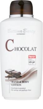 Bettina Barty Chocolate Hand - und Bodylotion mit feuchtigkeitsspendender Wirkung