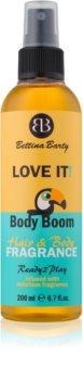 Bettina Barty Love It! Körperspray mit dem Aroma exotischer Früchte