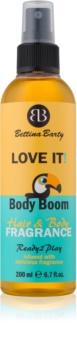 Bettina Barty Love It! test spray egzotikus gyümölcs illattal