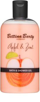 Bettina Barty Apple & Cinnamon sprchový a koupelový gel
