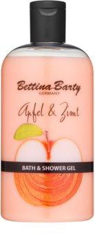 Bettina Barty Apple & Cinnamon sprchový a kúpeľový gél