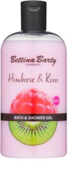 Bettina Barty Raspberry & Kiwi Shower And Bath Gel