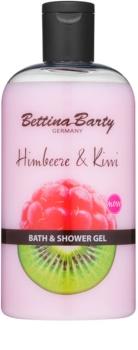 Bettina Barty Raspberry & Kiwi żel do kąpieli i pod prysznic