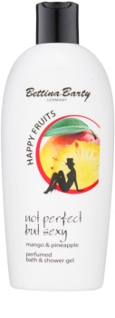 Bettina Barty Happy Fruits Mango & Pineapple gel za prhanje in kopanje