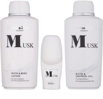Bettina Barty Classic Musk coffret I.