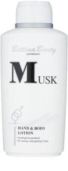 Bettina Barty Classic Musk lait corporel pour femme