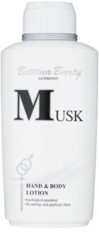 Bettina Barty Classic Musk telové mlieko pre ženy 500 ml