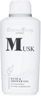 Bettina Barty Classic Musk sprchový gel pro ženy 500 ml