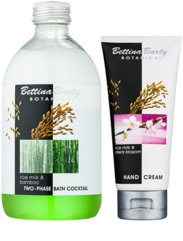 Bettina Barty Botanical Rice Milk & Bamboo lote cosmético I.