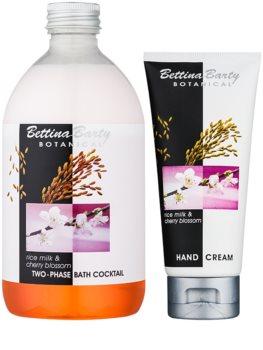 Bettina Barty Botanical Rise Milk & Cherry Blossom Cosmetic Set I.