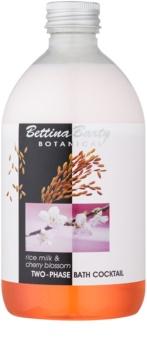 Bettina Barty Botanical Rise Milk & Cherry Blossom pianka dwufazowa do kąpieli