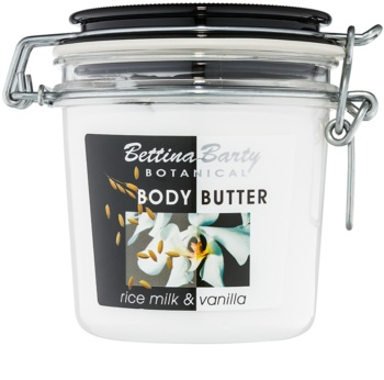 Bettina Barty Botanical Rise Milk & Vanilla Body Butter