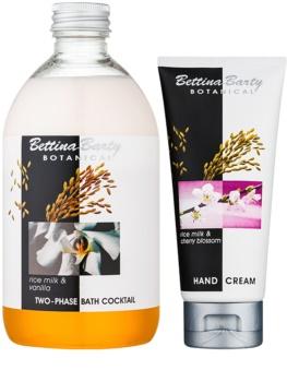 Bettina Barty Botanical Rise Milk & Vanilla zestaw kosmetyków I.