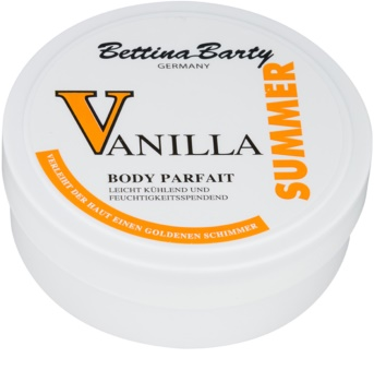 Bettina Barty Classic Summer Vanilla Körpercreme für Damen 200 ml
