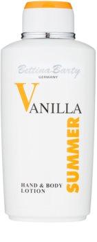 Bettina Barty Classic Summer Vanilla tělové mléko pro ženy 500 ml
