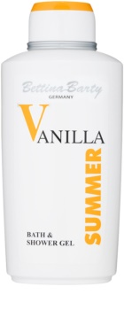 Bettina Barty Classic Summer Vanilla gel de douche pour femme 500 ml