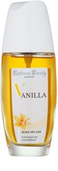 Bettina Barty Classic Vanilla tělový sprej pro ženy 75 ml