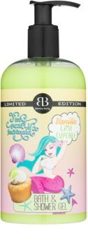 Bettina Barty Vanilla Lime Cupcake sprchový a kúpeľový gél