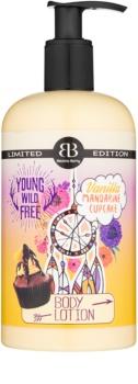 Bettina Barty Vanilla Mandarine Cupcake tělové mléko