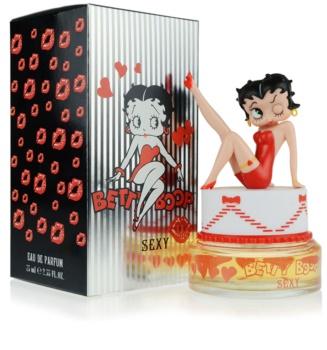 Betty Boop Sexy Betty eau de parfum pentru femei 75 ml