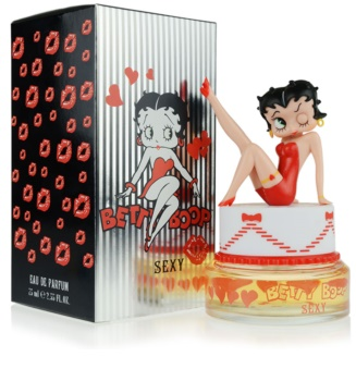 Betty Boop Sexy Betty parfemska voda za žene 75 ml