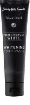 Beverly Hills Formula Professional White Range dentifricio sbiancante al fluoro