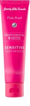 Beverly Hills Formula Professional White Range pasta de dinti albitoare cu Fluor pentru dinti sensibili