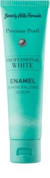 Beverly Hills Formula Professional White Range Whitening Toothpaste with Fluoride To Restore Dental Enamel