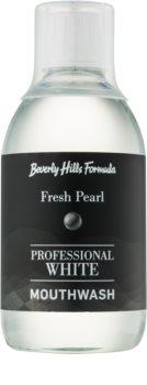 Beverly Hills Formula Professional White Range vodica za usta s izbjeljujućim učinkom za obnavljanje zubne cakline