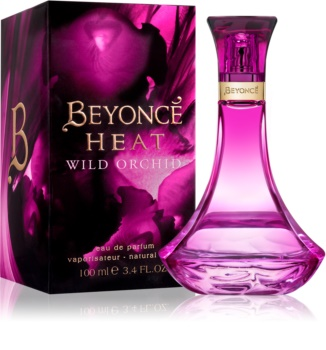 Beyoncé Heat Wild Orchid Eau de Parfum voor Vrouwen  100 ml